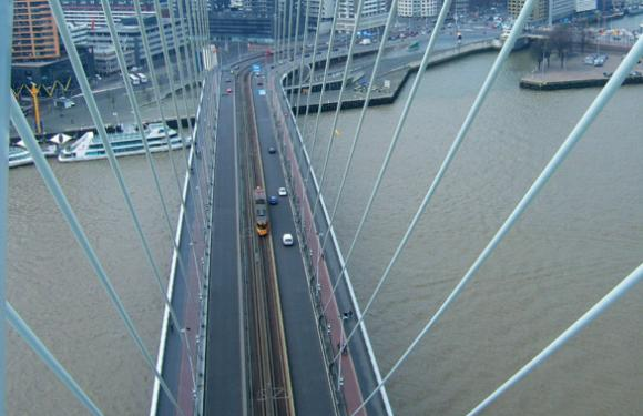 03. Erasmus Bridge, Rotterdam (The Netherlands)
